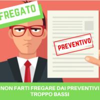 Il trucchetto usato dalle imprese di pulizia per abbassare il preventivo (a scapito della tua salute)